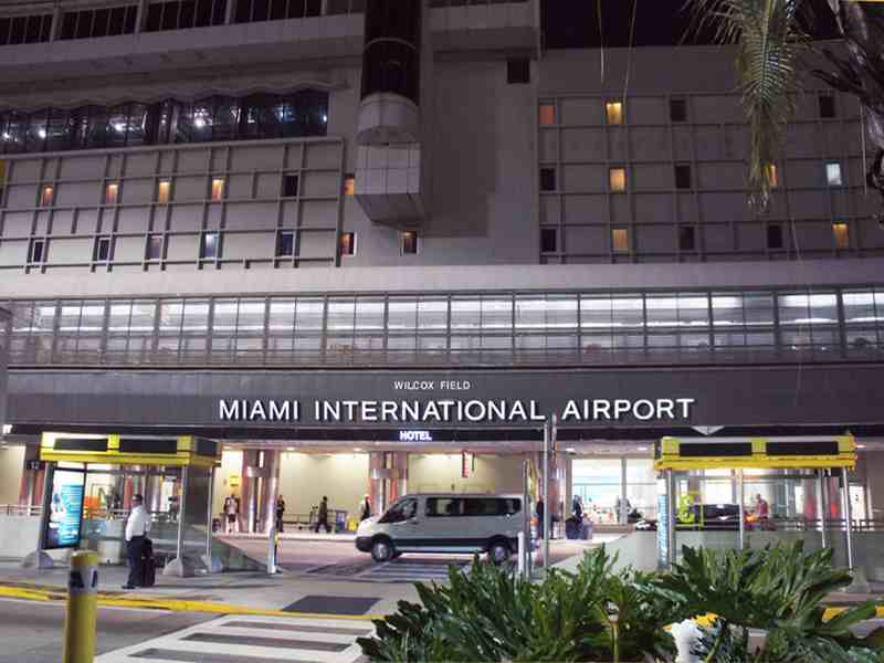 Flughafen Miami