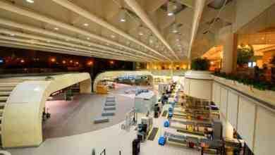 Flughafen von Orlando