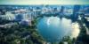 Seen und Flüsse Floridas